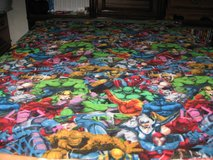 Assorted comic marvels fleece for a boyonly1 in Fort Bragg, North Carolina