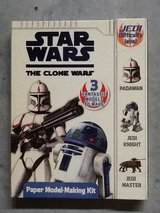 Star Wars Paper modeling Kit in Camp Lejeune, North Carolina