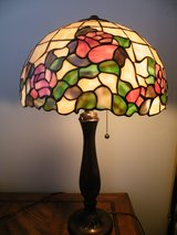 Stained Glass Lamp in Tinley Park, Illinois