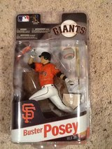Buster Posey McFarlane in Camp Lejeune, North Carolina