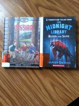 Missing, and The Midnight Library in Naperville, Illinois