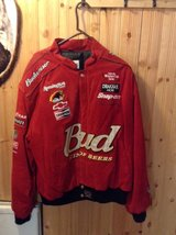 Dale Earhardt Jr. Suede Jacket in Tinley Park, Illinois