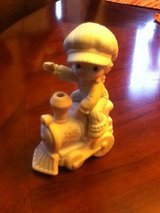 Precious Moments Figurine All Aboard in Fort Campbell, Kentucky