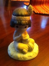 Precious Moments Figurine Lord Keep Me In Teepee Top Shape in Clarksville, Tennessee