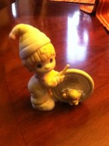 Precious Moments Figurine Our Club Is A Tough Act To Follow in Fort Campbell, Kentucky