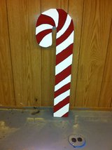 small candy cane in Alexandria, Louisiana